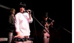 """Live @ El Rio in SF for """"Red Hots"""" - www.nakedeyephotography.com"""