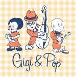 Gigi & Pop Bumper Sticker!