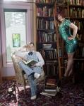 LIBRARY - Photo: Johnray W. Fuller
