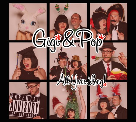 Gigi & Pop: All Year Long! (2013)