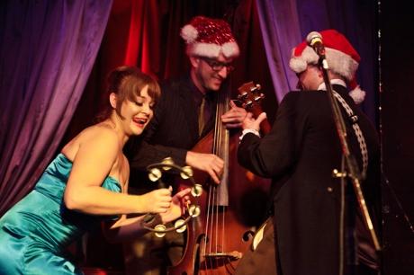 Ho Ho Ho! 8.23.13 Allways Lounge N.O. photo: Jason Kruppa